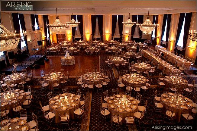 Ryan Amp Erin S Wedding Reception At The Inn At St John S