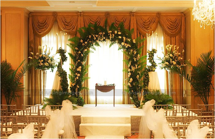 Zandrias blog indoor wedding ceremony sunlight shone through the wedding ceremony indoor junglespirit Images