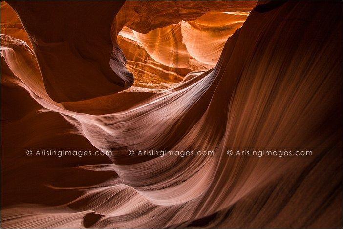 secret canyon, page, az