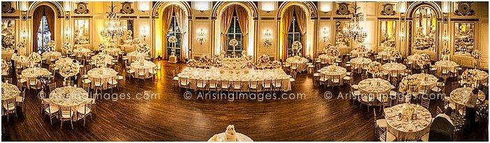 Colony Club wedding reception