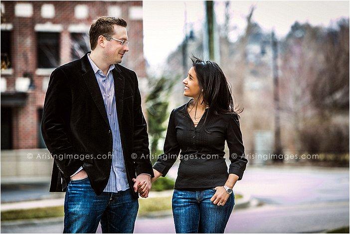 Detroit Engagement Photography