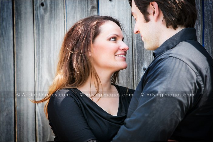 Auburn Hills engagement photos