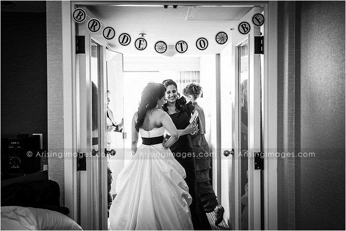 Wedding in Ann Arbor, Michigan