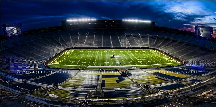 Wedding at the Big House in Ann Arbor, Michigan