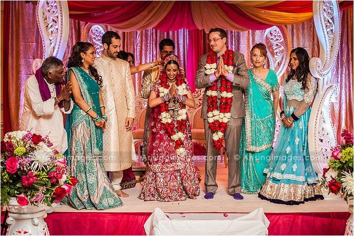 Indian ceremony in Ann Arbor, Michigan