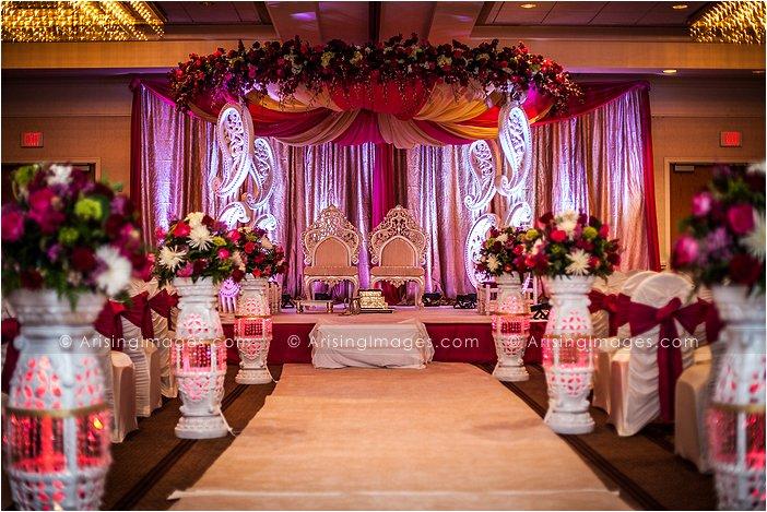Indian wedding in Ann Arbor, Michigan