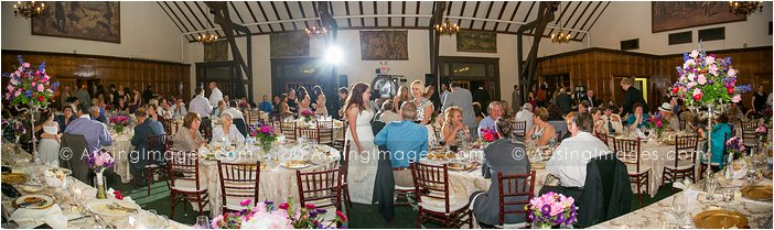 wedding at indianwood country club