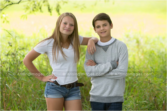 best family pictures in orion michigan
