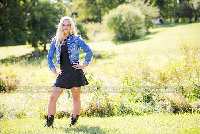 northville senior pictures