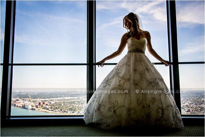 fillmore detroit wedding photography