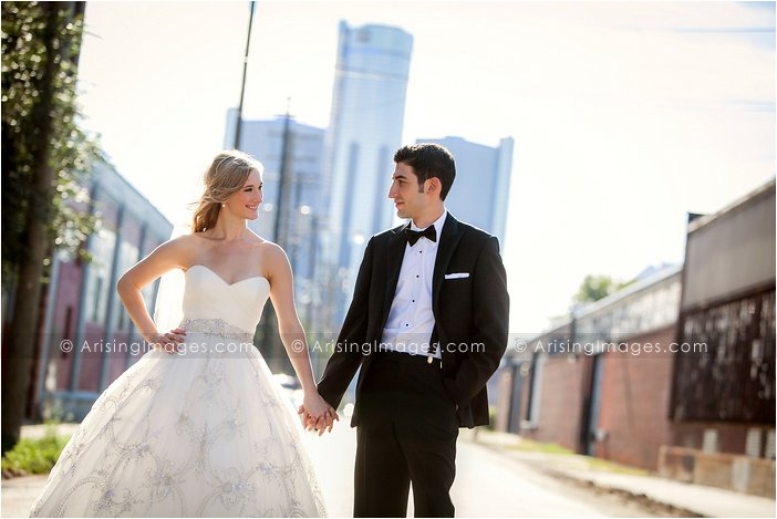 best detroit wedding photography