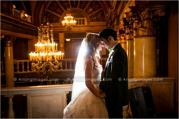 Wedding Photography At The Fillmore Detroit