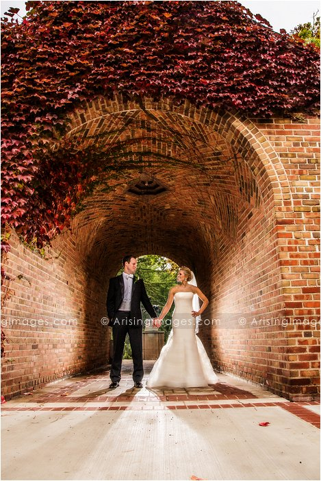 beautiful fall michigan wedding photos