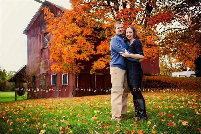 best michigan photography on a farm