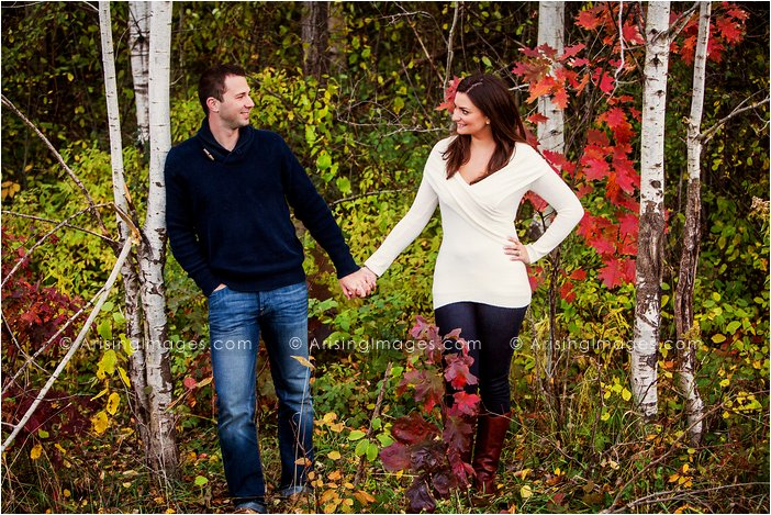 best michigan engagement photographer
