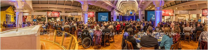 henry ford corproate event photographer