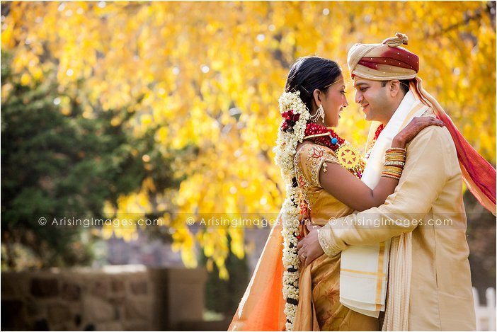 fall wedding photography at cranbrook