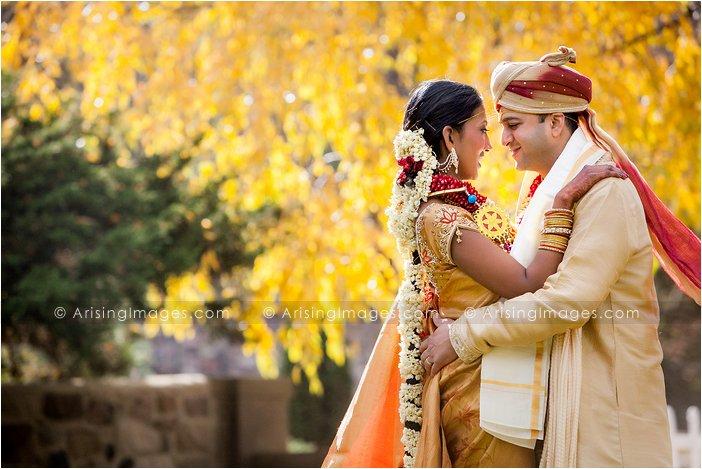 fall wedding photography at cranbrook