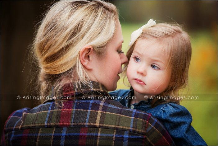 mother and daughter family photography in michigan