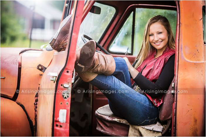 best girl senior photos in michigan