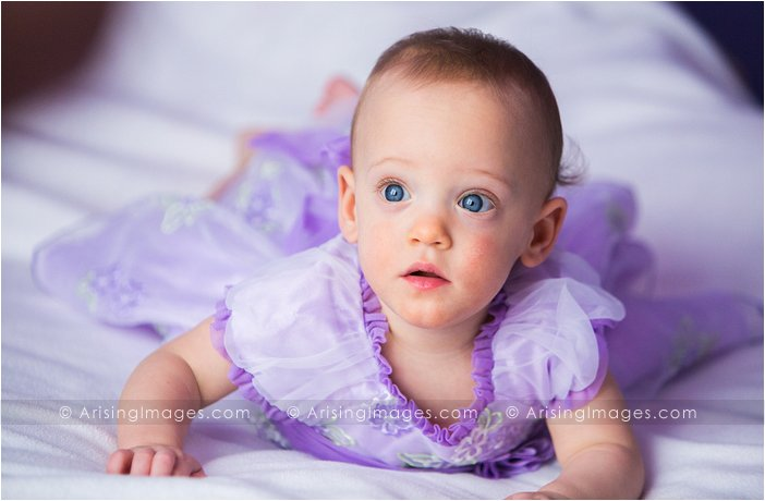 cute baby photography in rochester michigan
