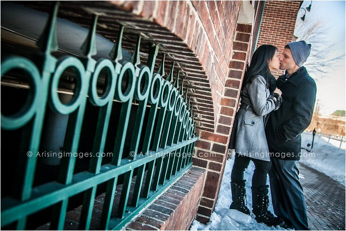 best engagement photographer in michigan