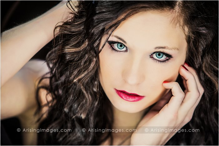 michigan high school senior girl photography