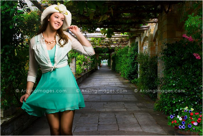 best birmingham senior photographer