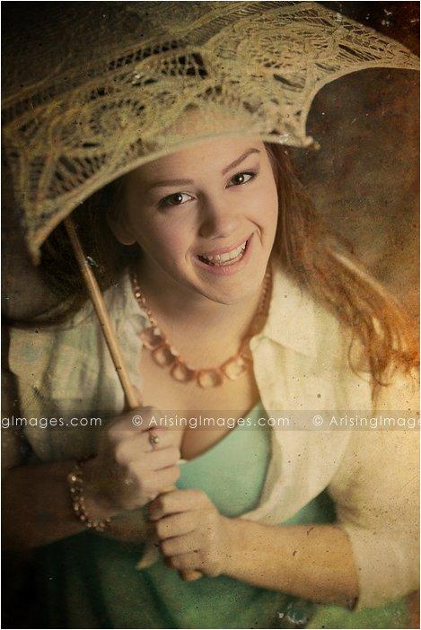 cute girl senior pictures in michigan