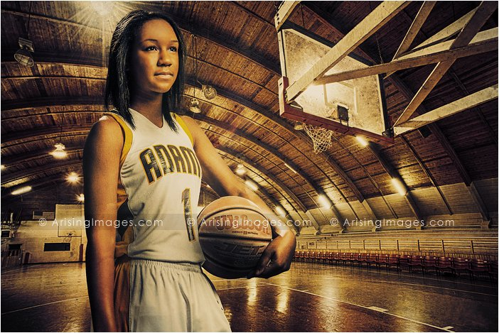 best basketball senior photographer michigan