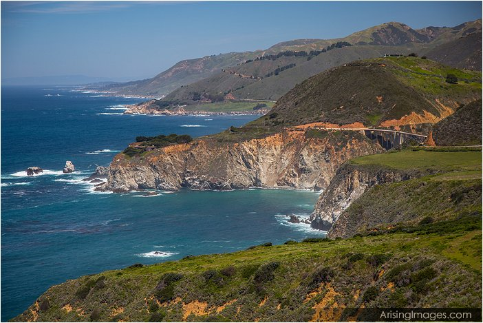 california coast photo