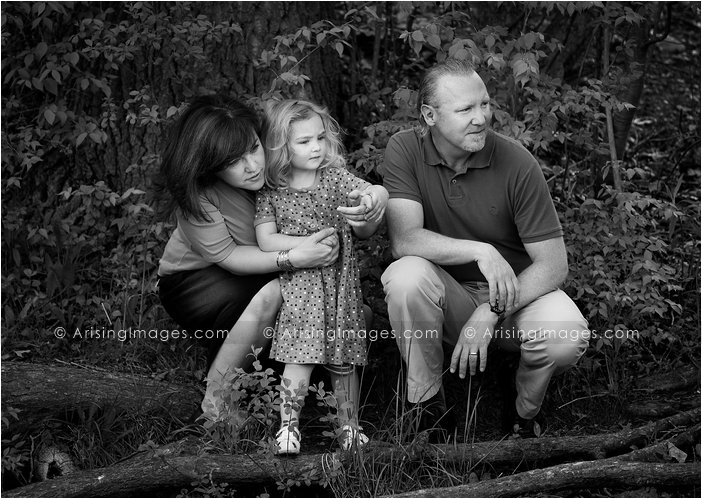 outdoor family and kid photos in michigan