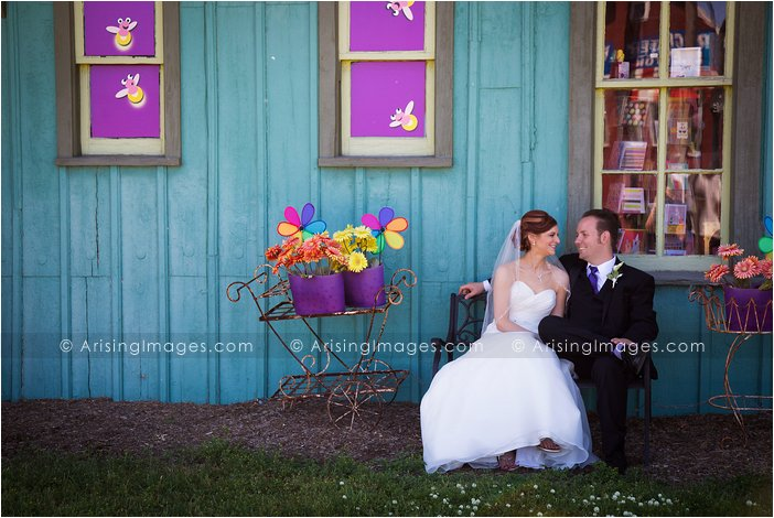 creative michigan wedding photographers