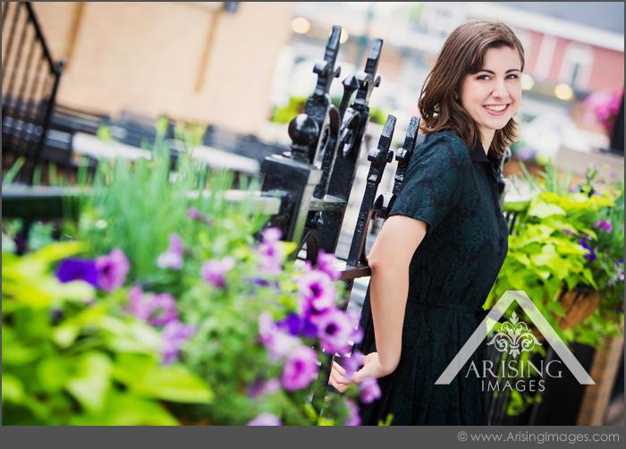 best senior pictures in rochester michigan