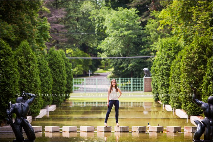 best cranbrook high school senior photographer