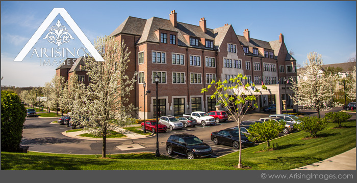 Royal Park Hotel, Rochester, MI