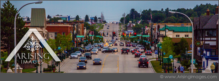 Downtown Rochester, MI