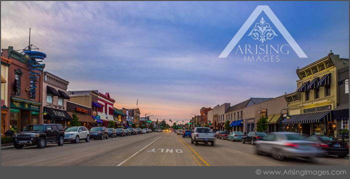 Downtown Rochester, MI