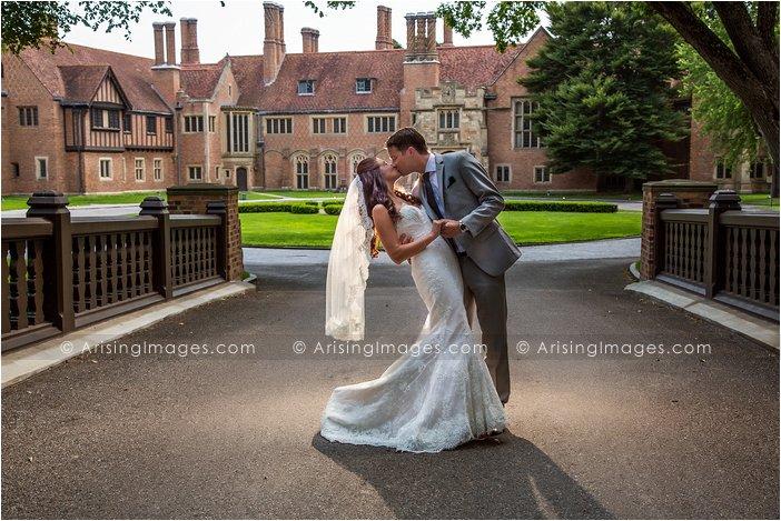 amazing meadow brook hall wedding photographers