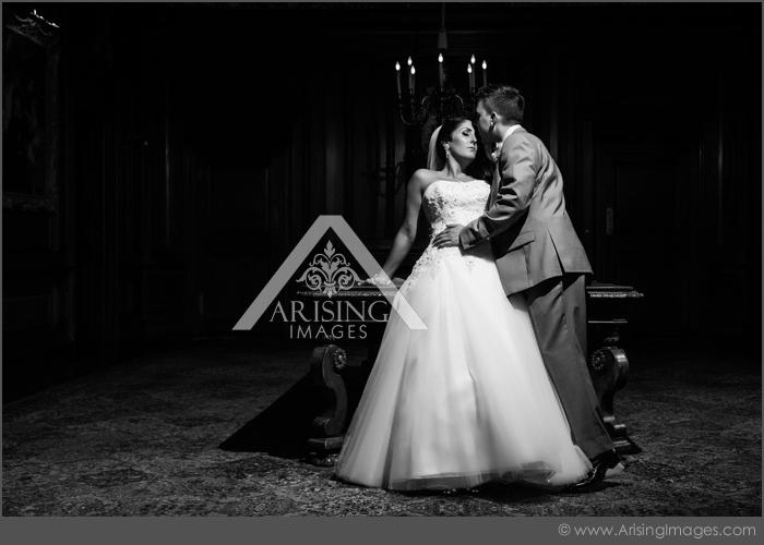 beautiful meadow brook wedding photography