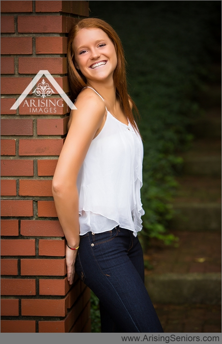 cool northville senior photographer