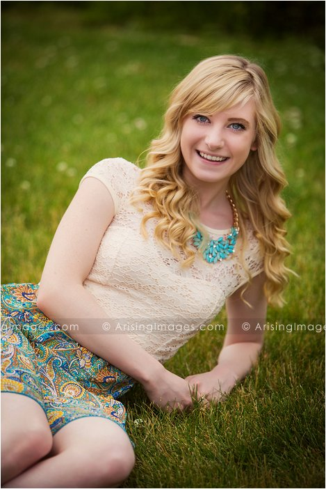 pretty rochester michigan senior pictures