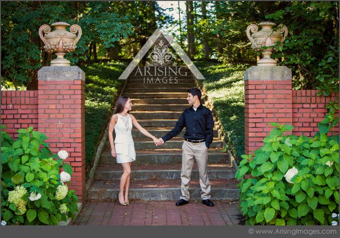 gorgeous cranbrook engagement photos