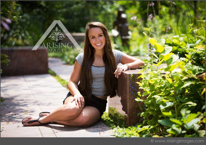 best senior pictures in bloomfield hills michigan