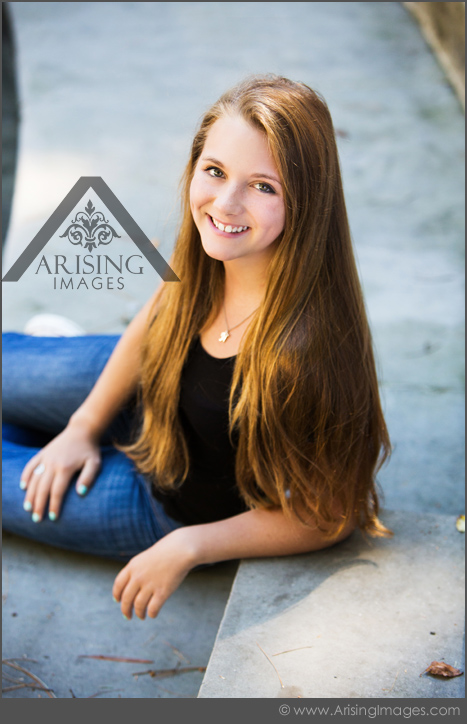 cool senior pictures at cranbrook bloomfield michigan