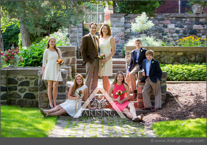 best michigan family pictures at cranbrook