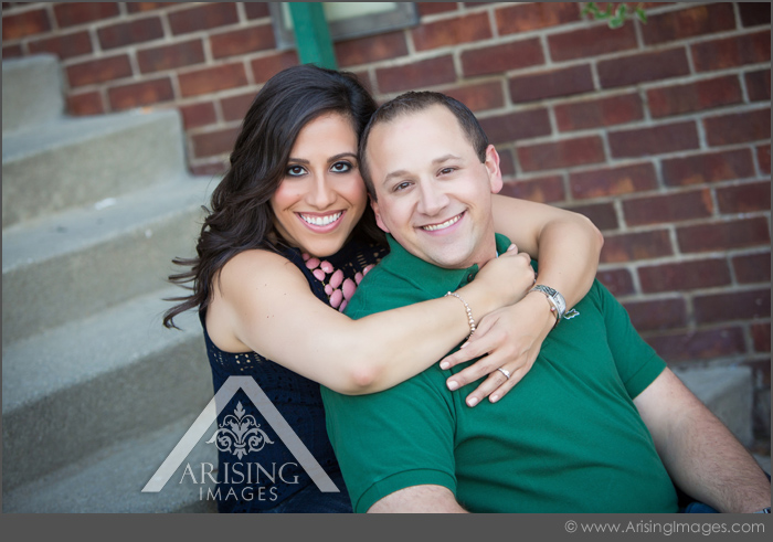 best engagement photographer in rochester michigan