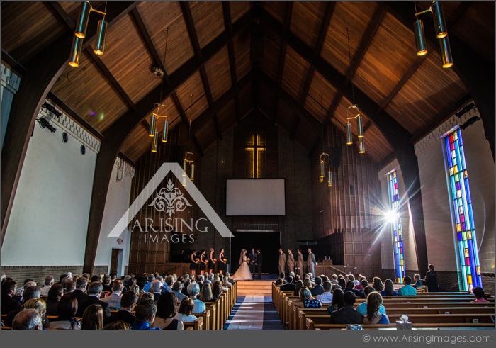 detroit michigan wedding ceremony photography