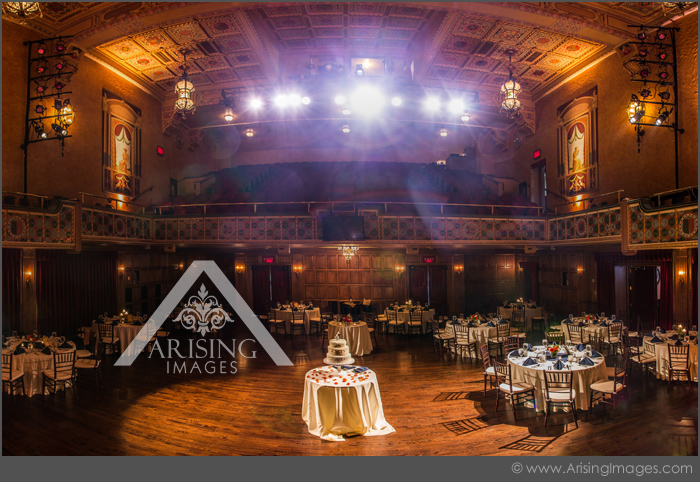 detroit wedding photography at the gem theatre