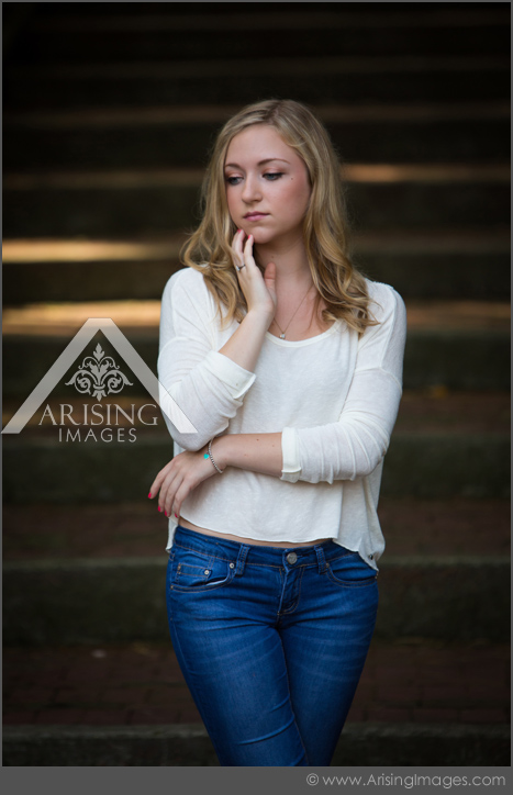 best birmingham michigan high school senior photographer